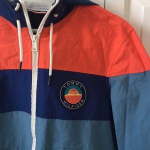 "Tommy Hilfiger ""windbraker"" jacket"
